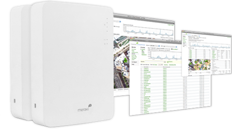 meraki Solution Provider - Peoria IL - Cloud-Based Wireless Network