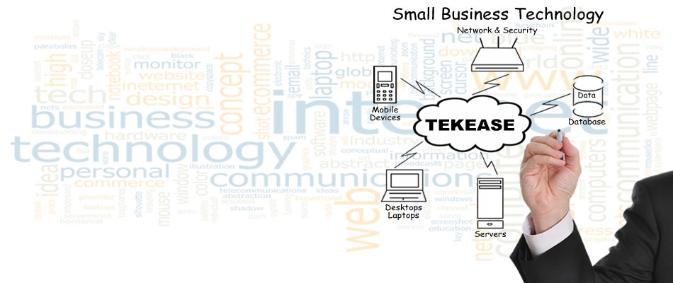 Big Business IT Solutions<br> for your small business!